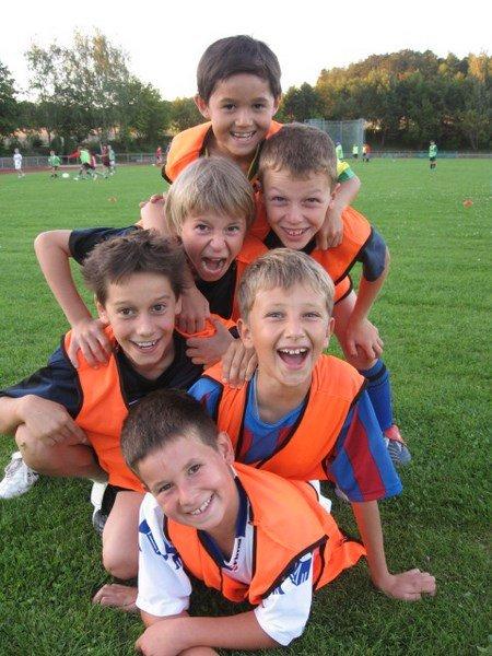 Fußballcamps In Hessen Im Sommer Ferienfussball