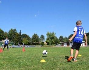 Ausdauertraining mit Ball
