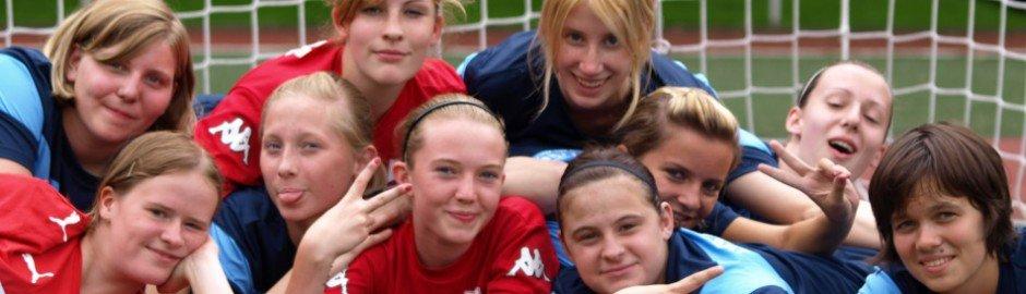 Fußballcamp Mädchen Profi (13-18 Jahre)