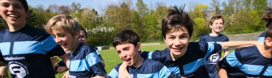 Fußballcamps zur Saisonvorbereitung