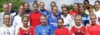 Fußballcamp Mädchen Junior (8-14 Jahre)