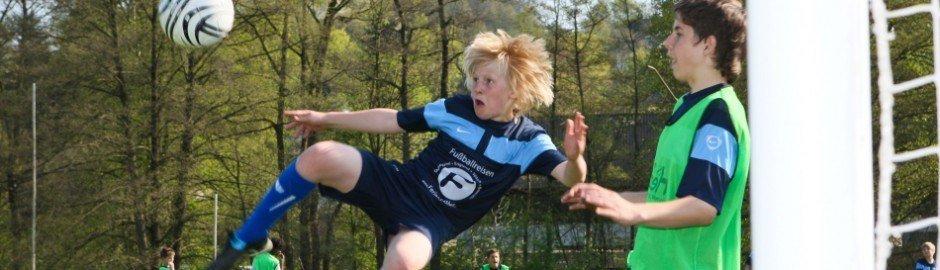 Fußballcamp Profi (13-17 Jahre)