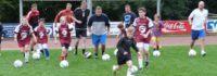 Fußballtraining für Jung & Alt