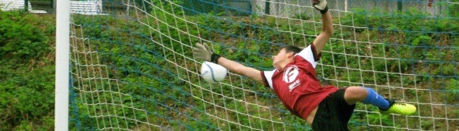 Fußball Torwart Camp Junior (8-14 Jahre)