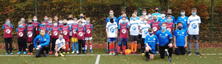 Bezugsgruppen bei Fußballcamps
