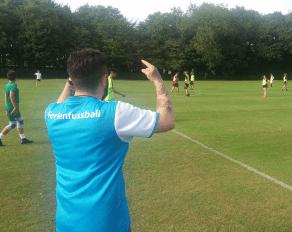 Framlingham Friendly-Match