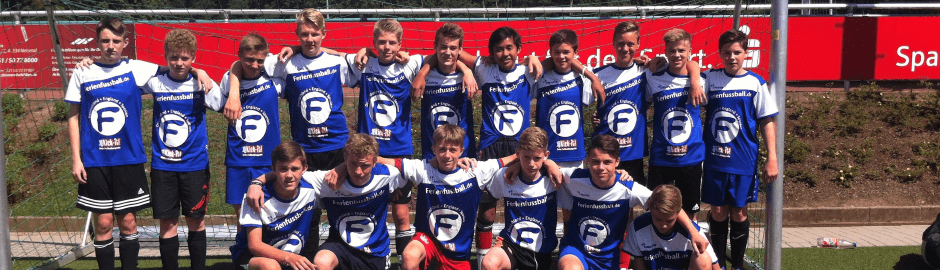 Englisch Fußball Camp (11-15 Jahre)
