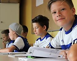 Workshop im Englisch Fußball Camp