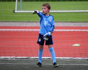 Torwart Erbach Fußballcamp