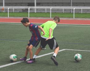 Erbach Ferienfussball Camp