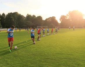 Ferienfussball Profi Camp Wiehl