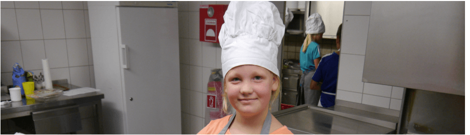 Juniorcamp Mädchen Kochen