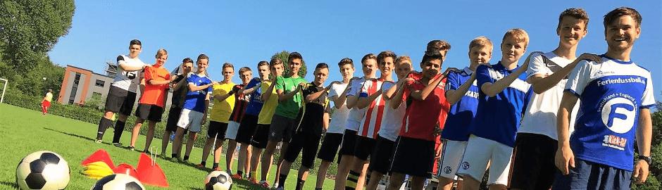Fußballcamps in Deutschland