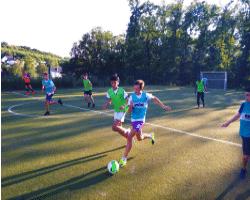 Profi Fußballcamp