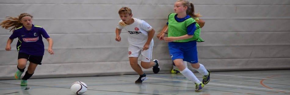 Futsal als Hallentrendsport