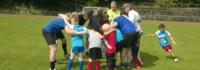 Gemeinschaft erleben im Fußballcamp