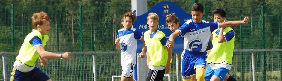 International Football Week (11-16 Years)