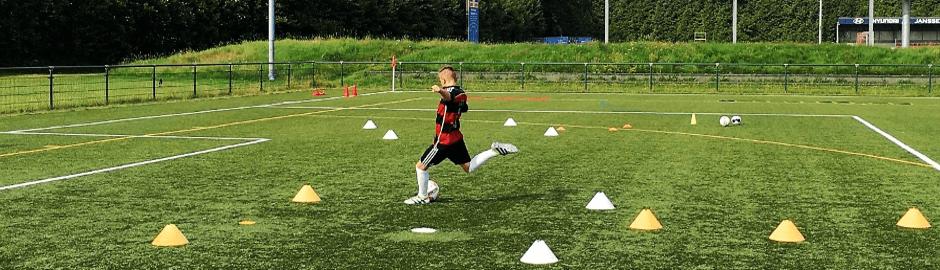 Fußball Urlaub im Camp in Aurich