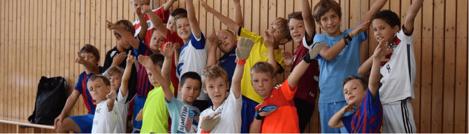 Junior Camp Sigmaringen Gruppenbild