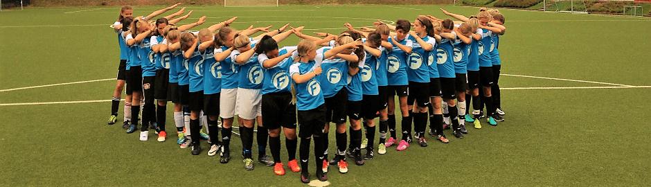 Fußballcamp für Mädchen in NRW