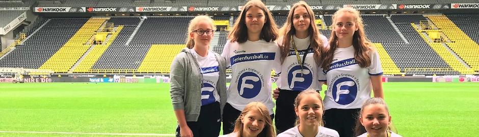 Mädchen Fußballcamp 12 18 Jahre Ferienfussball