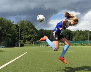 Fußball Mädchencamps 2019