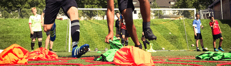 Fußball Feriencamps 2018
