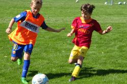 Kinder Fußballcamp 2018