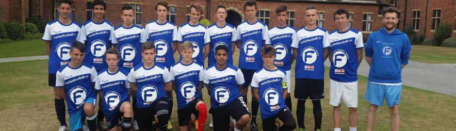 Fußballcamps in den Osterferien 2017