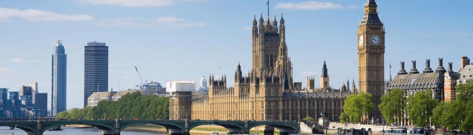 Ausflüge nach London, Oxford und Windsor