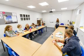 Englisch Unterricht an der Rossall School