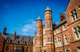 Rossall School England