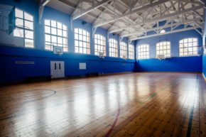 Sporthalle Rossall
