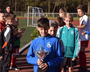 Pokal Fußballturnier