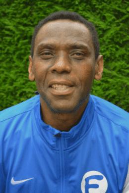 Trainer Saleh