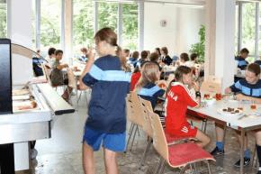Speisesaal Jugendherberge Sigmaringen