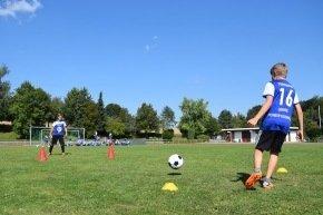 Fußballplatz bei der Jugendherberge Sigmaringen