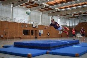 Sporthalle bei der Jugendherberge Sigmaringen
