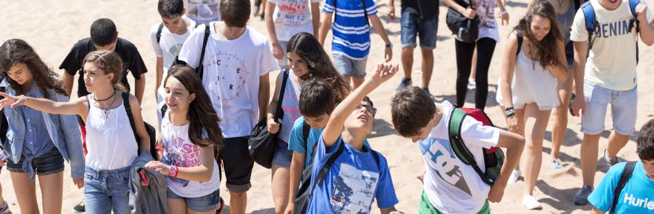 Schülersprachreisen mit Fußball