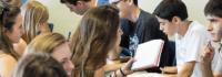 Englisch-Sprachunterricht im Fußballcamp