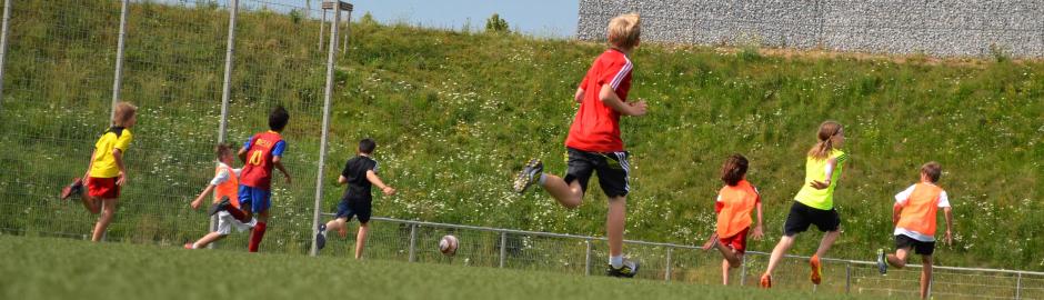 Fußballcamps ohne Übernachtung