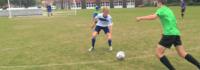 Fußballtraining auf Englisch