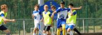 Fußballtraining auf englischer Sprache