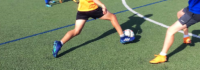 Fußballtraining der Extraklasse