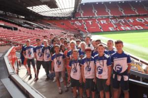 England Stadion Kids