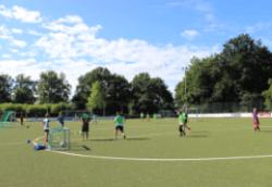 Fußballplatz Hinsbeck