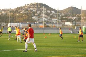 Fußballcamp mit Spanisch Schnupperkurs