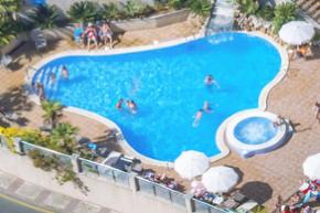 Pool Oasis Hotel Barcelona