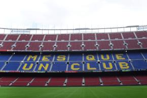 Fußballcamp in Barcelona - Camp Nou