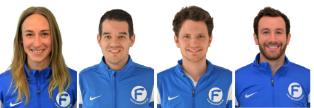 Unser Ferienfussball Team